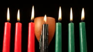 Kwanzaa Pan From Candles To Corn video