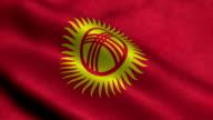 Kyrgyzstan Flag video