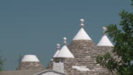La bella Italia, Alberobello Trulli house, Italy video