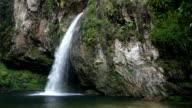 La Cascada de las Brisas in Cuetzalan video