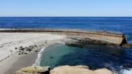 La Jolla Cove Bay California (HD) video