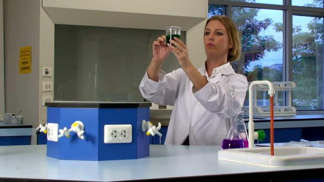 Lab work video