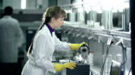 Laboratory Liquid Container video