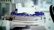 Laboratory machine video