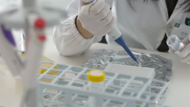 Laboratory study video