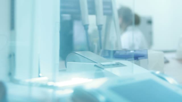 Laboratory video