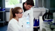 Laboratory work video