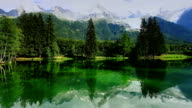 Lac Blanc video