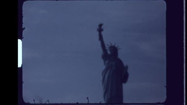 Lady Liberty video