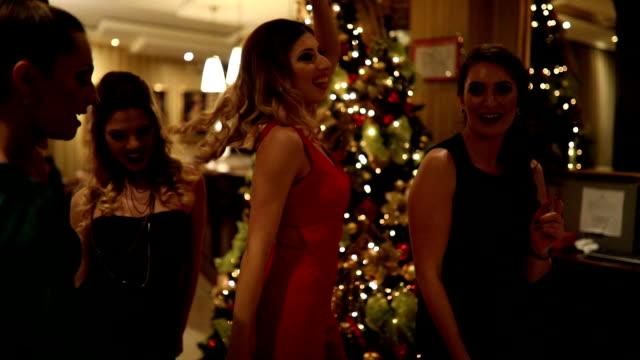 Ladys dancing video