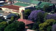Ladysmith  - Aerial View - KwaZulu-Natal,  uThukela District Municipality,  Emnambithi/Ladysmith,  South Africa video