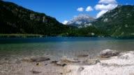 Lago di Cavazzo video