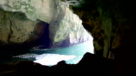 Lagoon in Grotto video