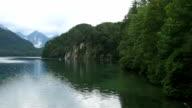 Lake Alpsee video