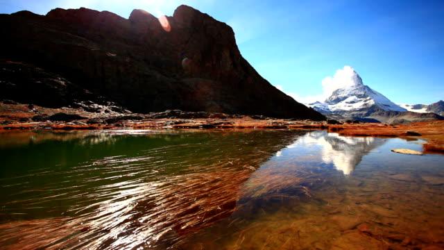 lake and Matterhorn video