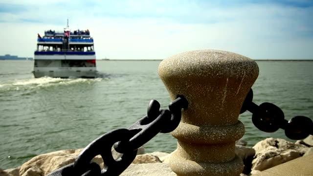 Lake Erie Tour Boat video