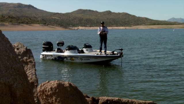 Lake Fisherman video