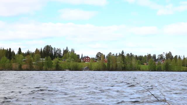 lake in sweden video