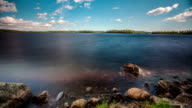 TIME LAPSE: Lake Landscape Sweden video