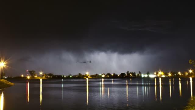 Lake Lightning video