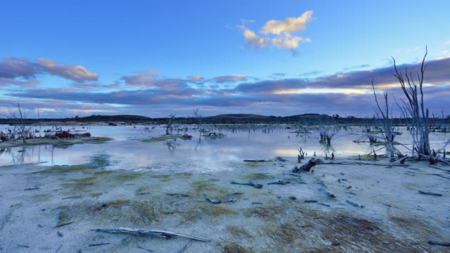 Lake Magic and Wave Rock, Western Australia video
