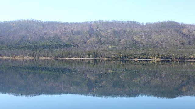 Lake McDonald Glacier National Park video