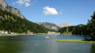 Lake Misurina, Italy video