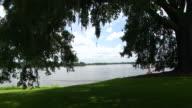 Lake Peigneur Louisiana video