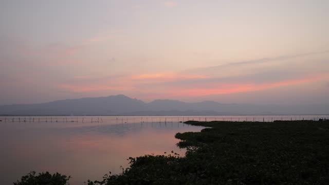 Lake Phayao. video