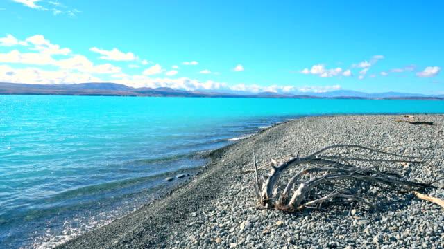 Lake Pukaki, NewZealand video
