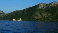 Lake Skadar. Montenegro video