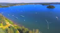 Lake Steinberger See In North Bavaria video