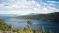 Lake Tahoe Emerald Bay 4K TIME LAPSE video