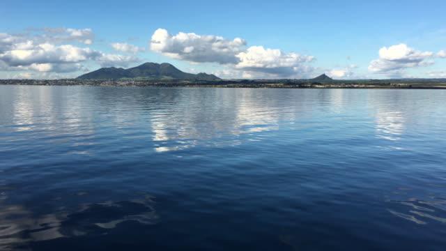 Lake Taupo North Island New Zealand video