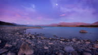 Lake Tekapo, New Zealand video
