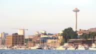 Lake Union Marina, Seattle video