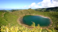 Lakes of Santiago and 7 cidades - Azores, Portugal video