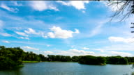 Lalbagh Lake - HD Timelapse Video video