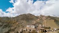 Lamayuru monastery in india video