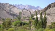 Lamayuru monastery in Leh Ladakh, Northern India video