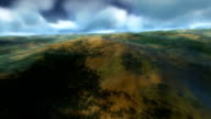 Landscape Flight video