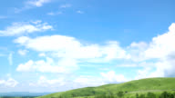 landscape of Aso area in Japan video