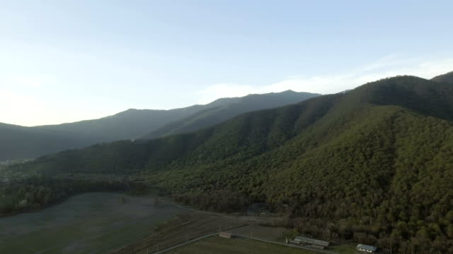 Landscapes With High Mountains video
