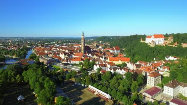 Landshut In Lower Bavaria video
