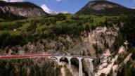 Landwasser Viaduct (Landwasserviadukt) video