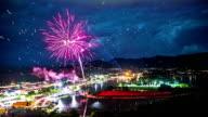 Lantern Festival timelapse video