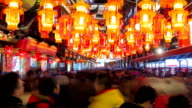 HD: Lantern Festival, Time-lapse(including zoom out) video