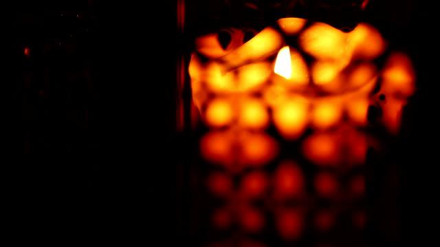 lantern in the darkness (loop) video