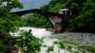 Lanzo Torinese Devils Bridge video
