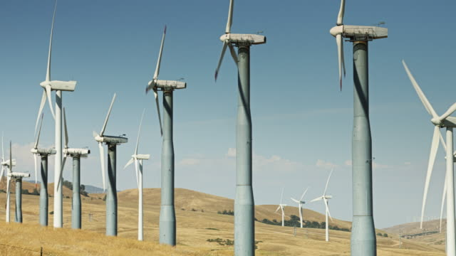 Large and Small Wind Turbines video